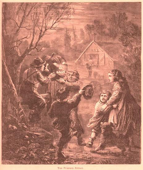 8-days of Halloween: Day 1, Halloween History (4/6)