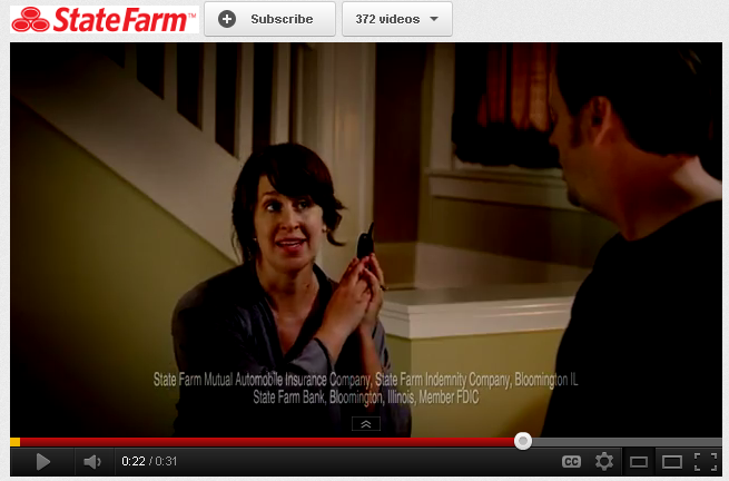 Jake From State Farm Actress